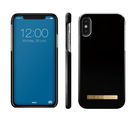 IDEAL FASHION CASE IPHONE X/XS MATTE BLACK
