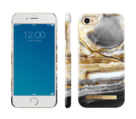 IDEAL FASHION CASE IPHONE 6/6S/7/8 OUTER SPACE AGATE