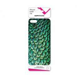 HAPPYPHONE CASE IPHONE 6/6S/7/8 PEACOCK A BOO